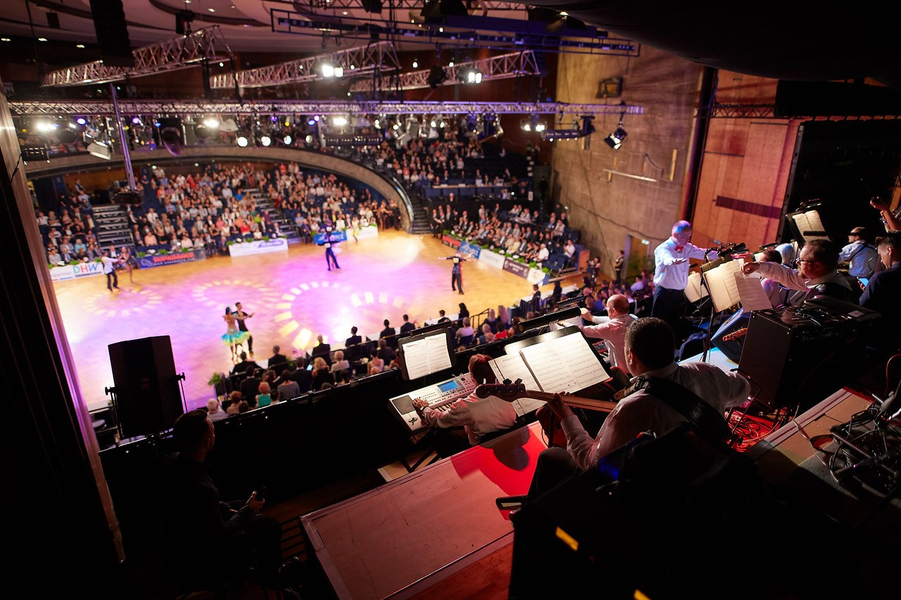 Image result for german open championship orchestra